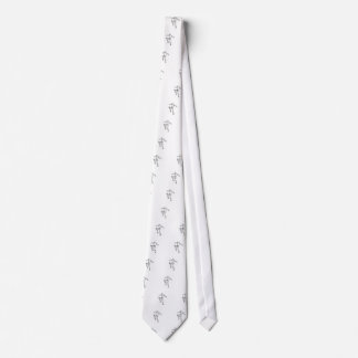 Boy Soccer Player Tie