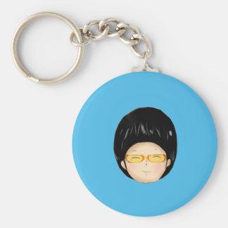 Boy sunglass key chain