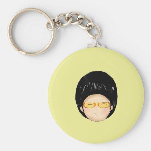 Boy sunglass keychains