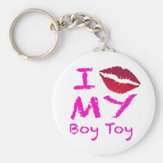 Boy Toy Key Ring