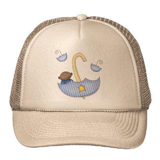 Boy Umbrella Cap