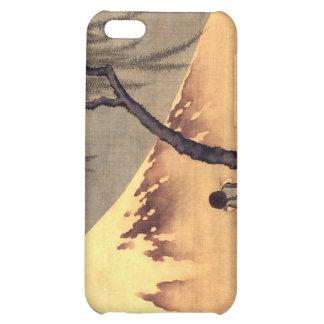 Boy Viewing Mount Fuji iPhone 4 Case