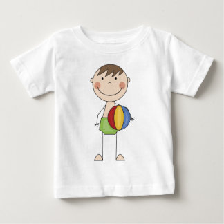 Boy with Beach Ball Tshirts and Gifts