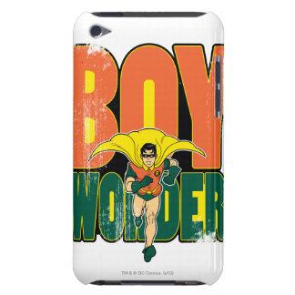 Boy Wonder Graphic iPod Touch Cases
