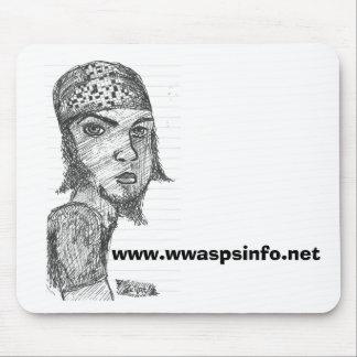 boy, www.wwaspsinfo.net mouse mat