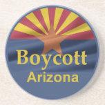 Boycott Arizona Coaster