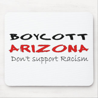 Boycott Arizona Mouse Pad