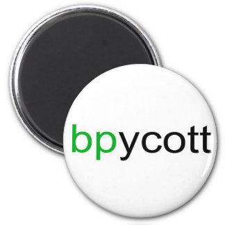 Boycott BP Magnet