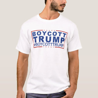 BoycottTrump Men's T-shirt