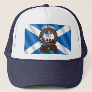 Boyd Clan Badge Trucker Hat