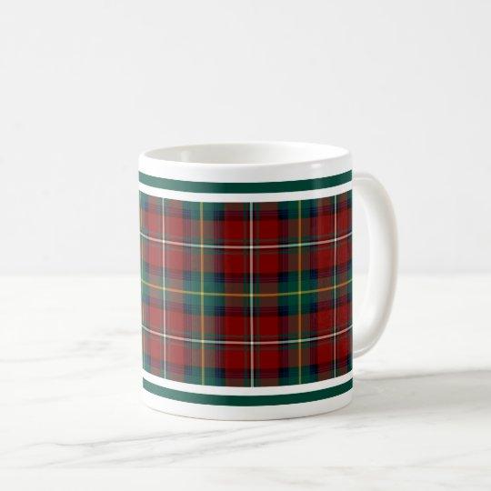 Boyd Clan Tartan Coffee Mug
