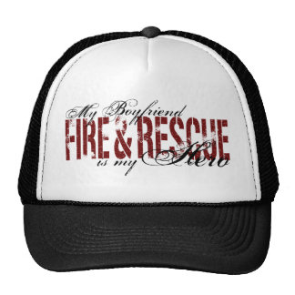 Boyfriend Hero - Fire & Rescue Cap