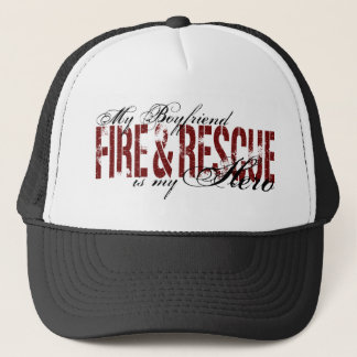 Boyfriend Hero - Fire & Rescue Trucker Hat