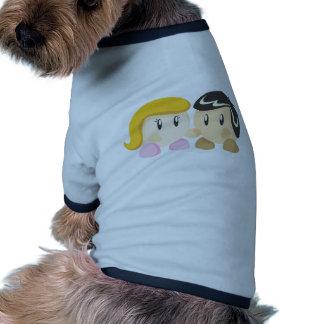 Boyfriend Loves Girlfriend Doggie Shirt