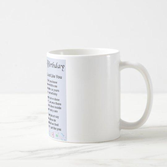 Boyfriend poem 30th Birthday Coffee Mug