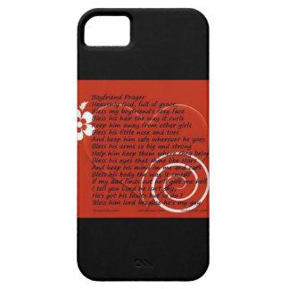 Boyfriend Prayer Case iPhone 5 Cases