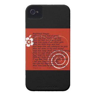 Boyfriend Prayer Case iPhone 4 Case