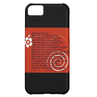 Boyfriend Prayer Case iPhone 5C Case