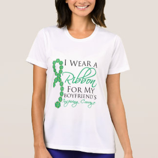 Boyfriend's Inspiring Courage - Liver Cancer T-shirts