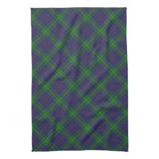 Boyle Scottish Clan Tartan Kitchen Towel