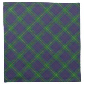 Boyle Scottish Clan Tartan Napkins
