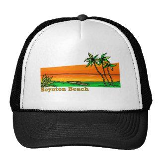 Boynton Beach, Florida Trucker Hat