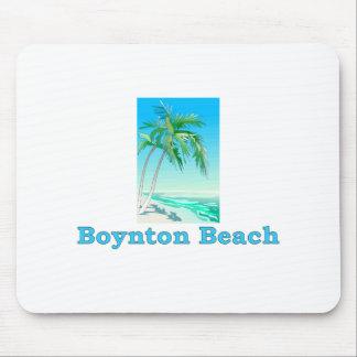 Boynton Beach, Florida Mousepads