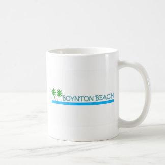 Boynton Beach, Florida Coffee Mugs