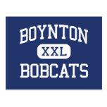 Boynton Bobcats Middle Ithaca New York