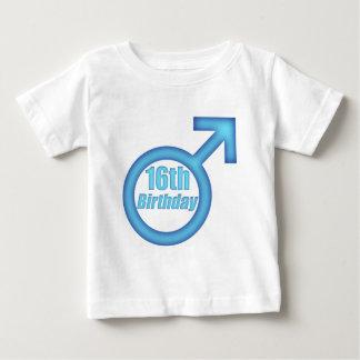 Boys 16th Birthday Gifts Tshirt