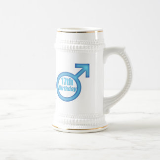 Boys 17th Birthday Gifts Beer Steins