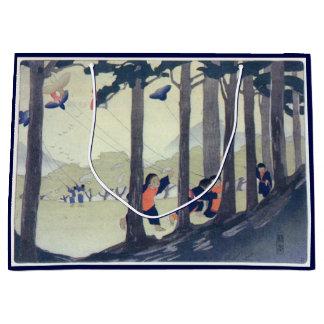 Boys and Kites Gift Bag