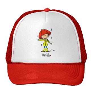 Boy's April Birthday Hat