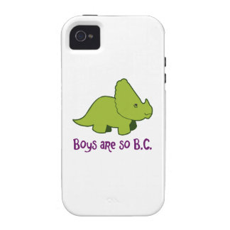 Boys Are So BC Case-Mate iPhone 4 Cases