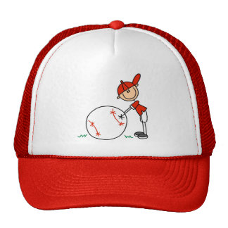 Boys Baseball Customize Cap
