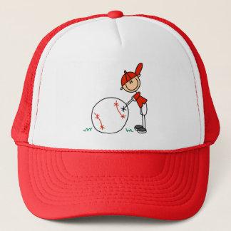 Boys Baseball Customize Trucker Hat
