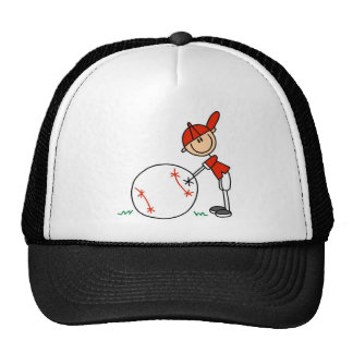 Boys Baseball Customize Tshirts and Gifts Mesh Hat