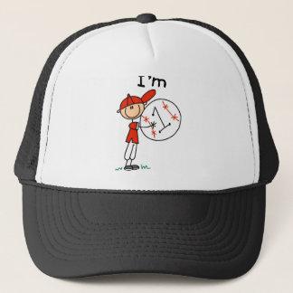 Boy's Baseball I'm 1 Trucker Hat