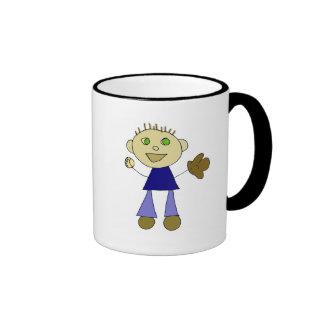 Boys Baseball Coffee Mug