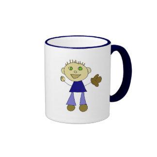 Boys Baseball Mug