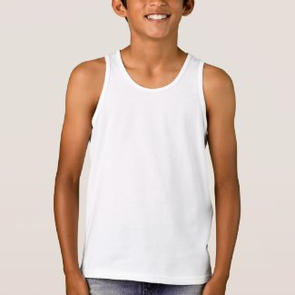 Boys' Bella+Canvas Jersey Tank Top