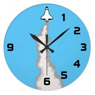 Boys Blast off clock