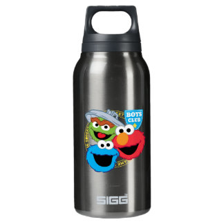 Boys Club Monsters Insulated Water Bottle