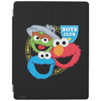 Boys Club Monsters iPad Cover