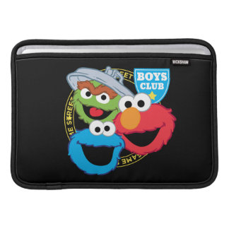 Boys Club Monsters Sleeve For MacBook Air