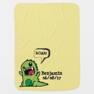 Boys Dinosaur Blanket
