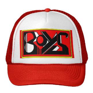 """""""boys hats"""""""