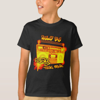boys HIP HOP shirt
