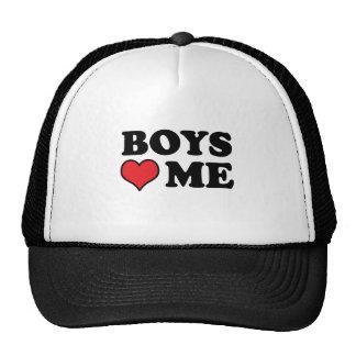 BOYS LOVE ME CAP