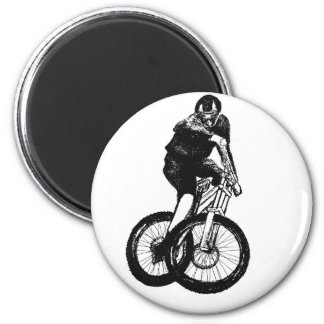 Boys mountain bike T Shirt presents MTB Magnet